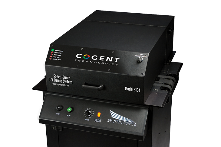 Cogent Technologies Speed-Cure model 3104