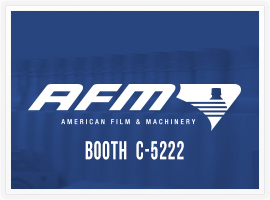 AFM will be exhibiting in Booth C-5222