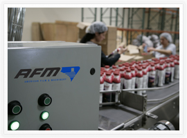 American Film & Machinery's Contract Packaging Line