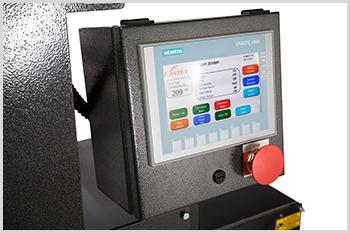 Eastey Automatic Bundler Color Touchscreen PLC