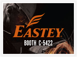 Eastey will be exhibiting in Booth C-5422