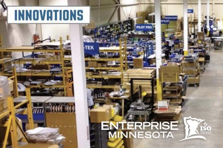 Engage Technologies Featured in Enterprise Minnesota